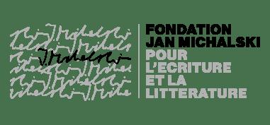 Fondation Jan Michalski Pour L Ecriture Et La Litterature Logo@2x