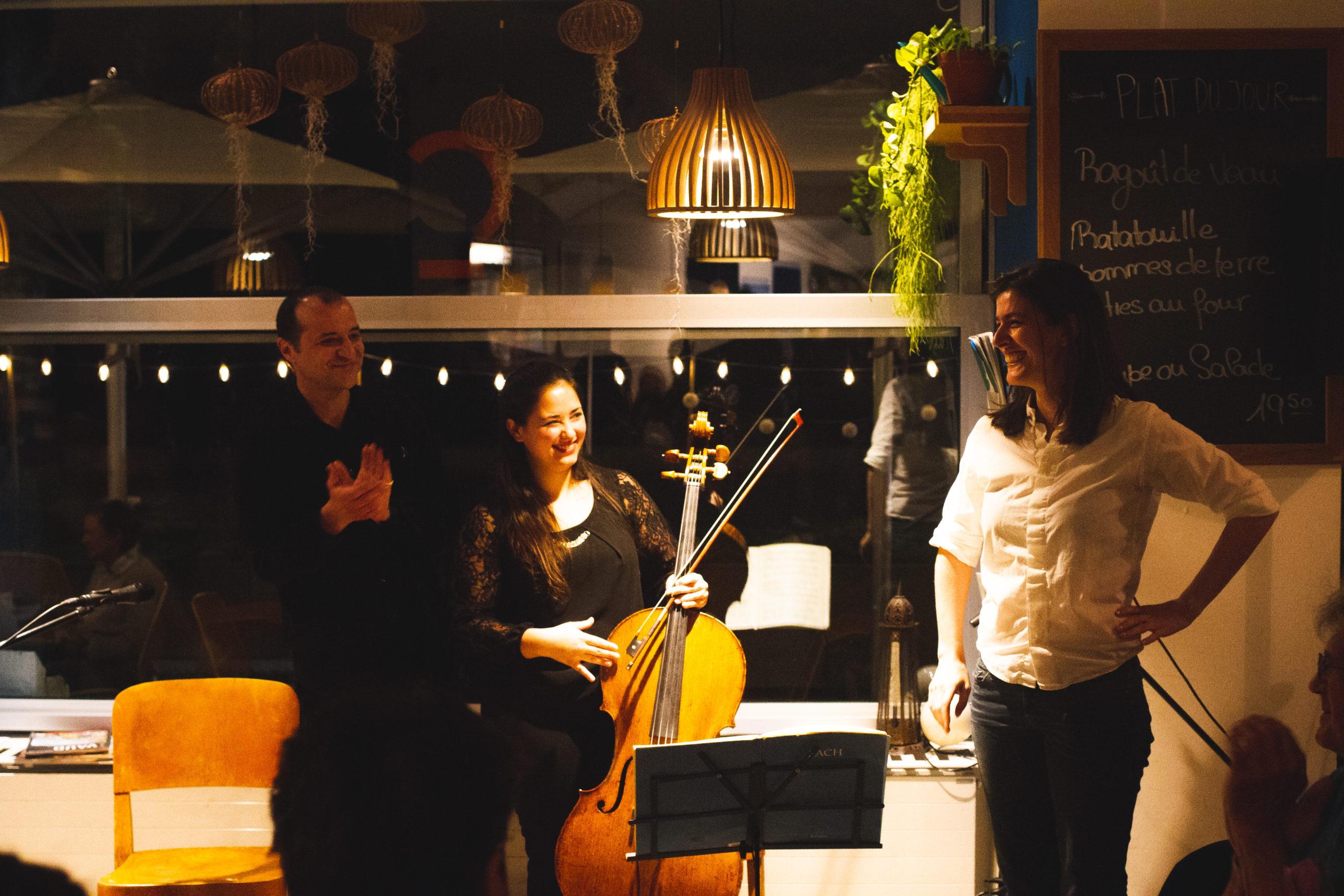 Café Littéraire Vevey (17 Sur 17)